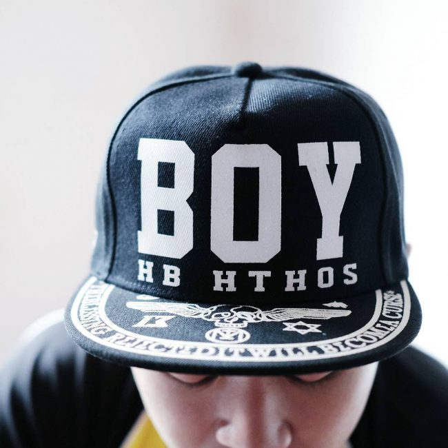 Fitted Hat 1