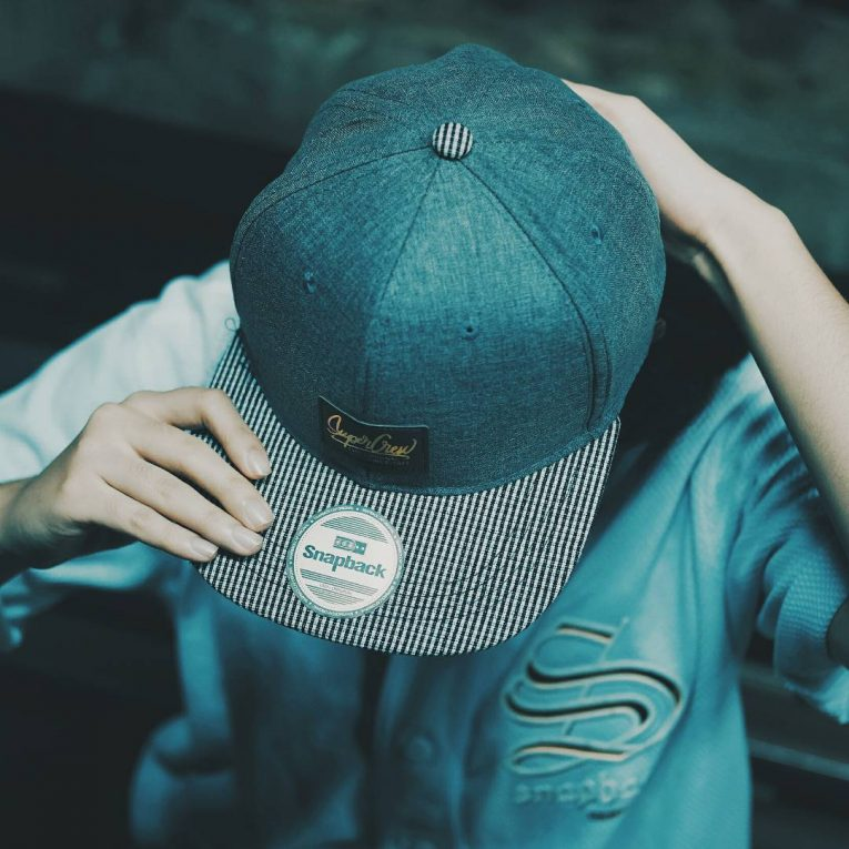 Fitted Hat 2