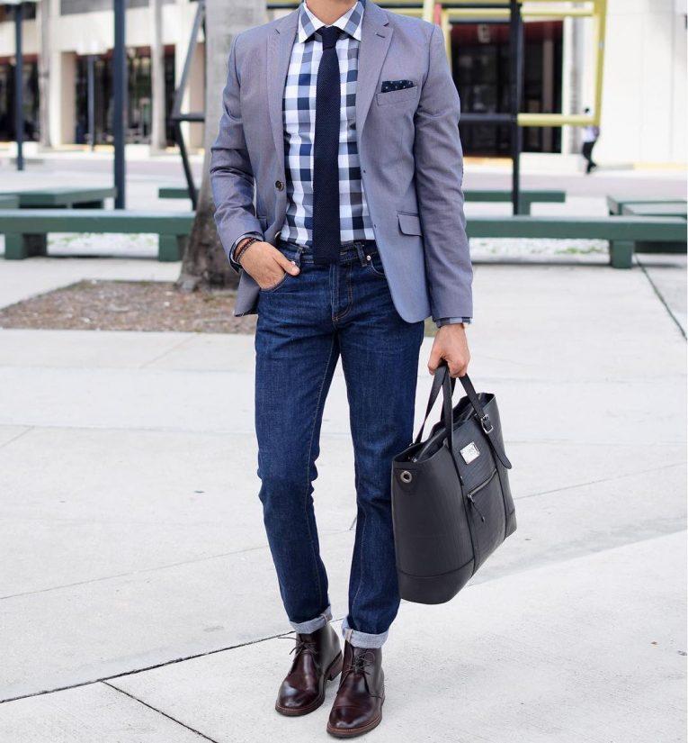 Grey Blazer 27