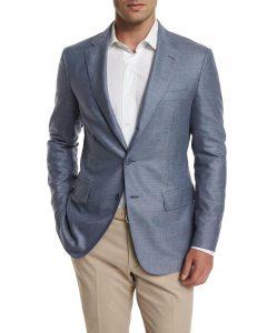 Grey Blazer 39