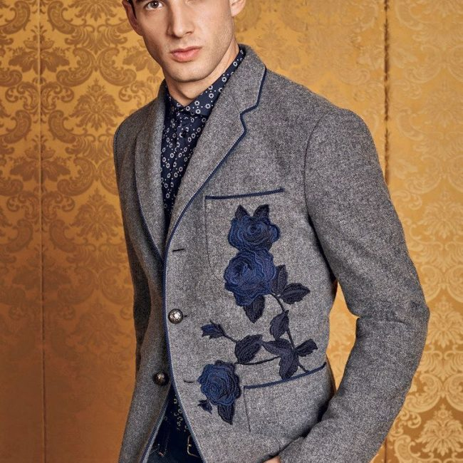Mens Casual Blazer To Wear With Jeans