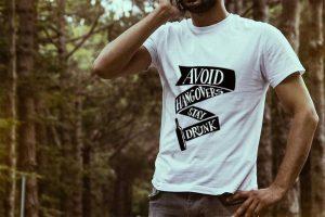 Novelty T-shirts 40