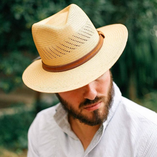40 Awesome Ways to Style Panama Hat - The Perfect Summer