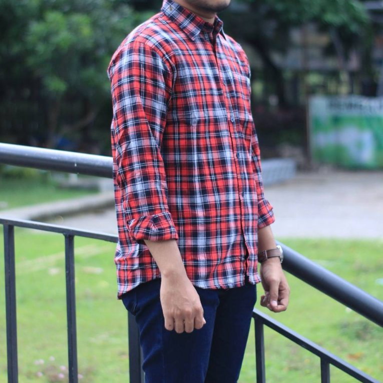 Red Flannel Shirt 15