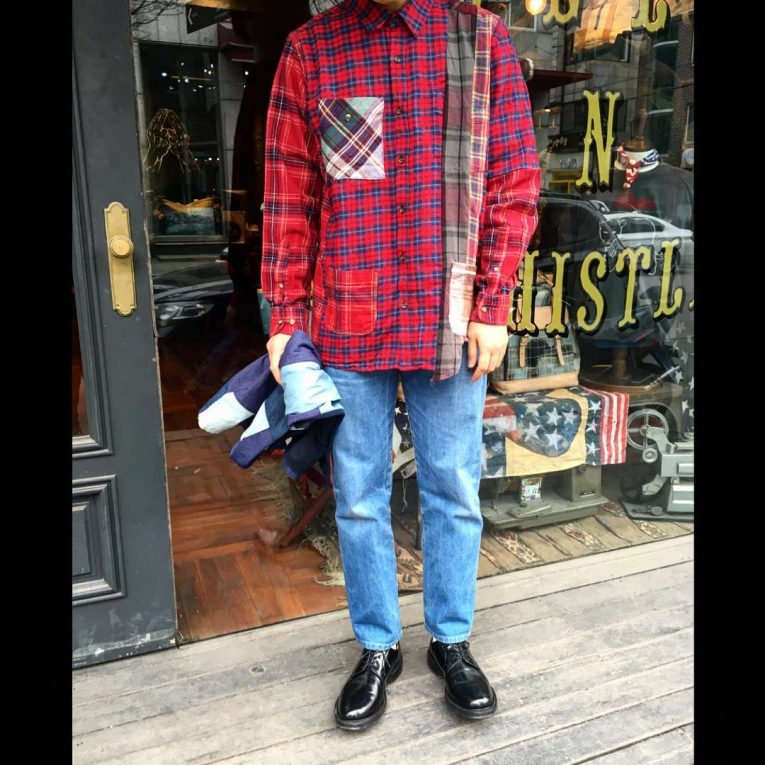 Red Flannel Shirt 8