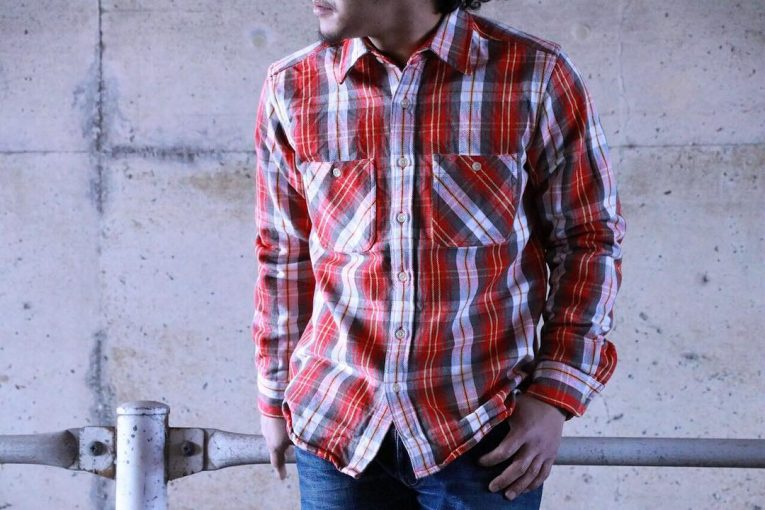 Red Flannel Shirt 9