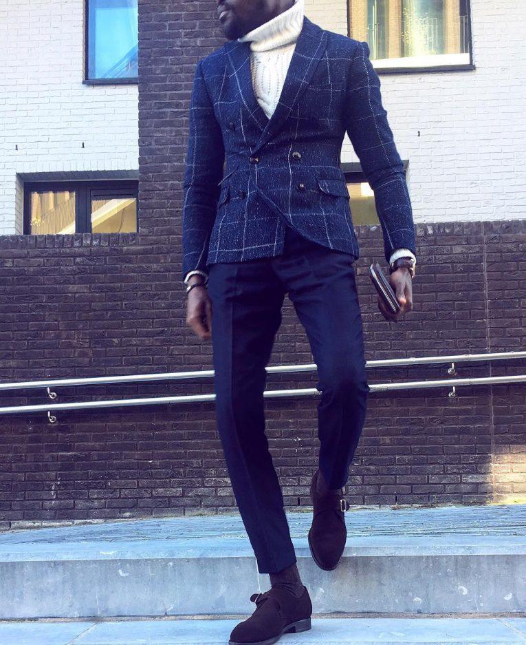 Royal Blue Pants 15