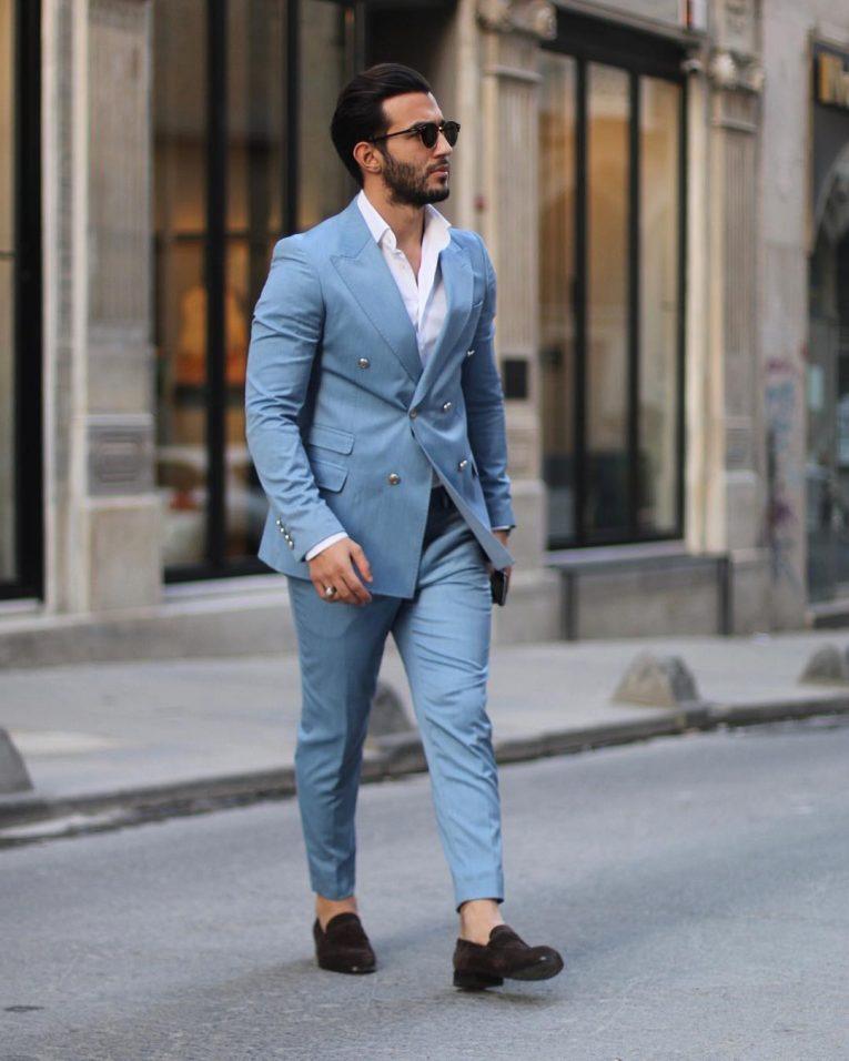 Royal Blue Pants 2
