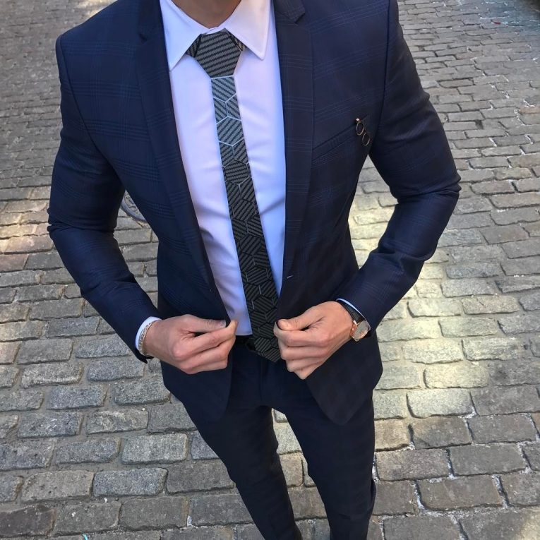 Royal Blue Pants 4
