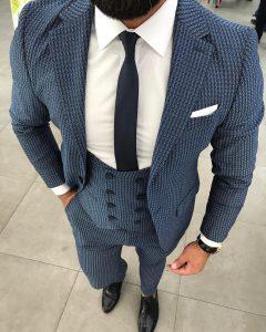 Royal Blue Pants 5