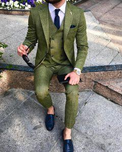 Slim Fit Dress Pants 40