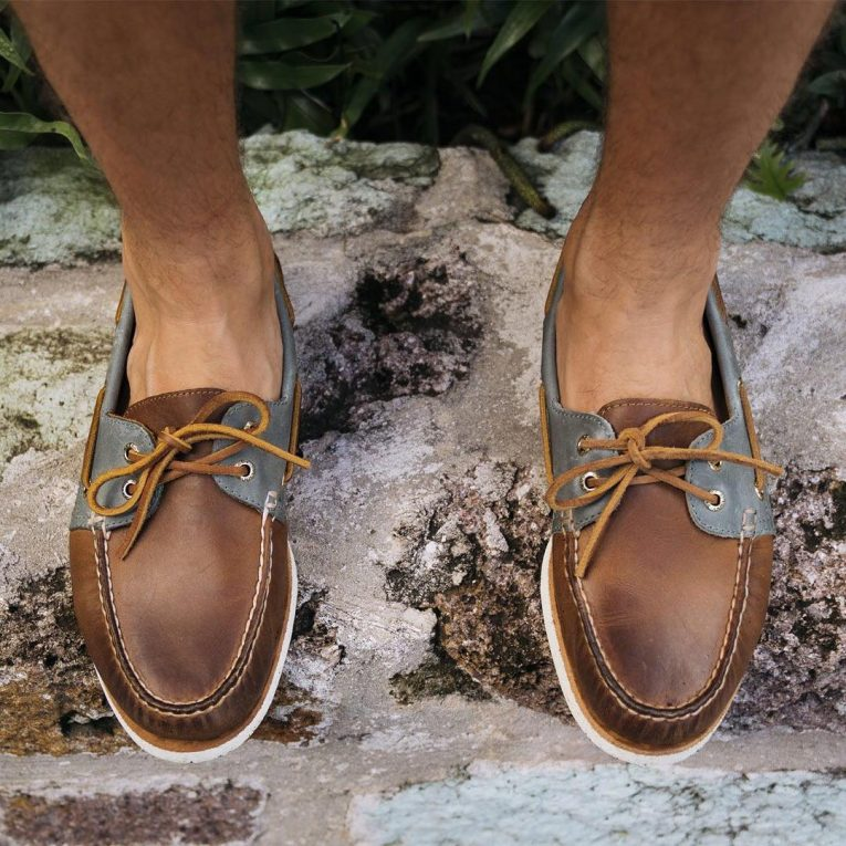 Sperry Boat Shoes 10