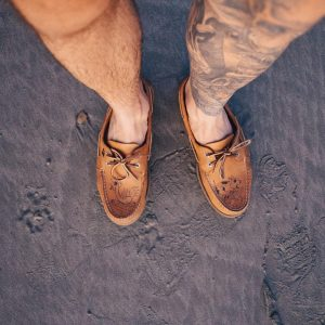 Sperry Boat Shoes 9