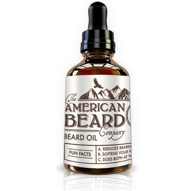 The American Beard Company Beard Oil