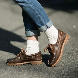 Timberland Boat Shoes 8