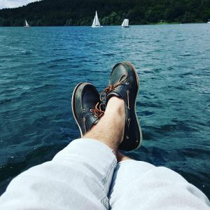 Timberland Boat Shoes 9