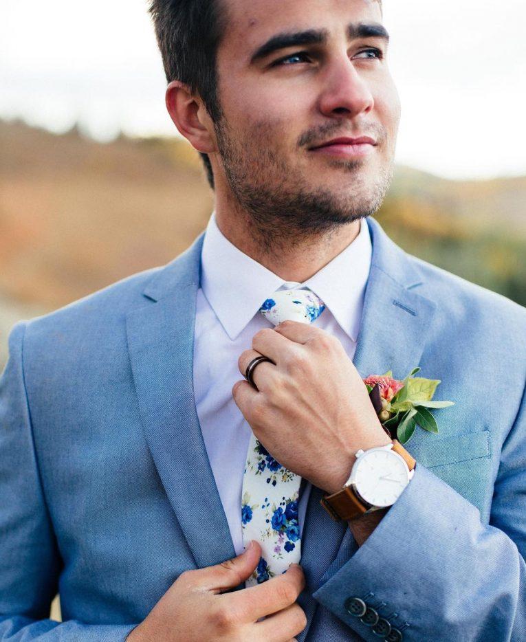 Wedding Tie 26