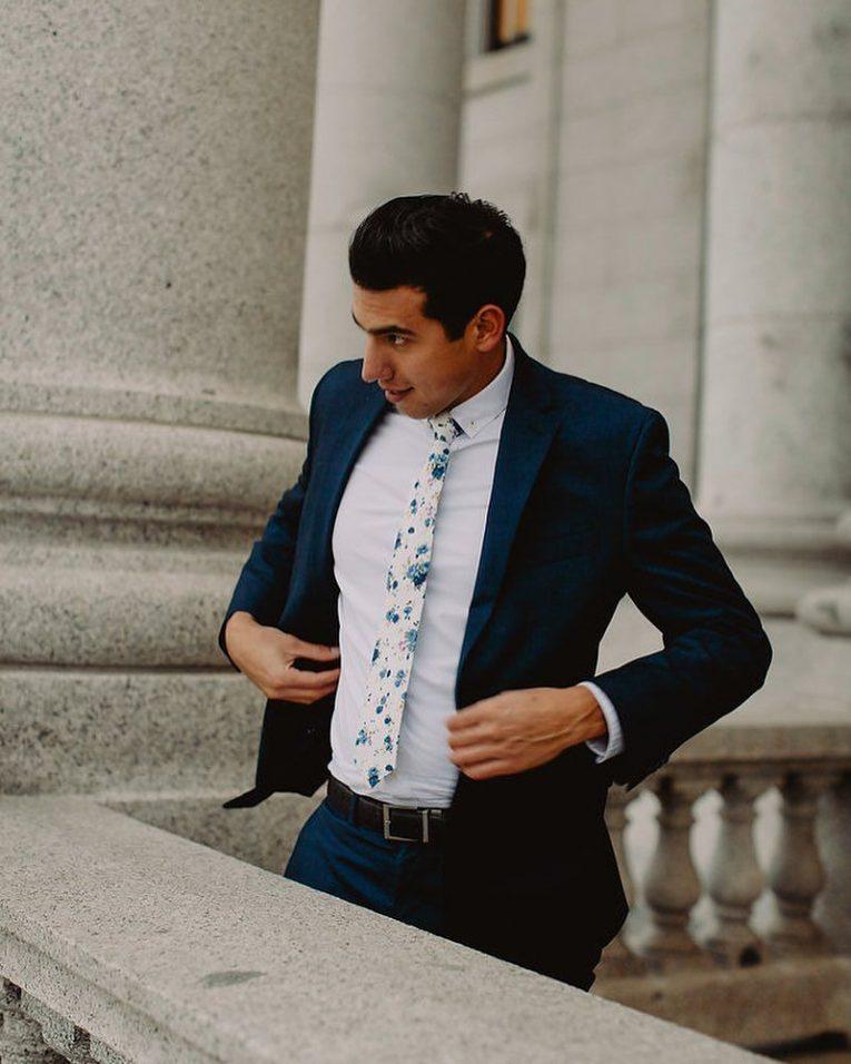 Wedding Tie 35