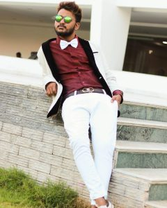 White Pants 37