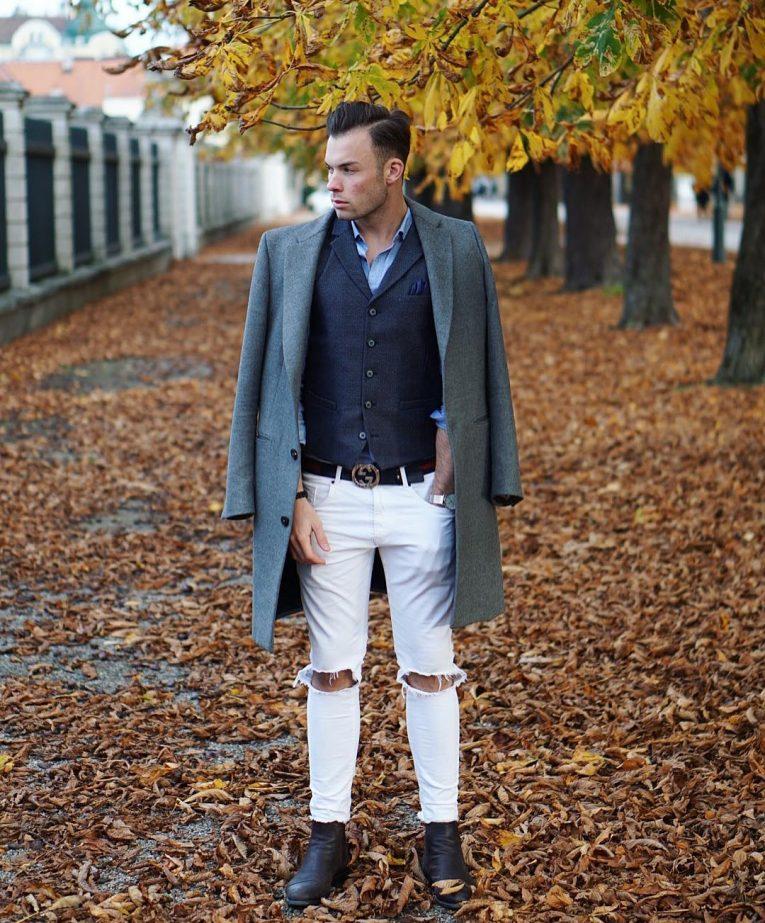 White Pants 38