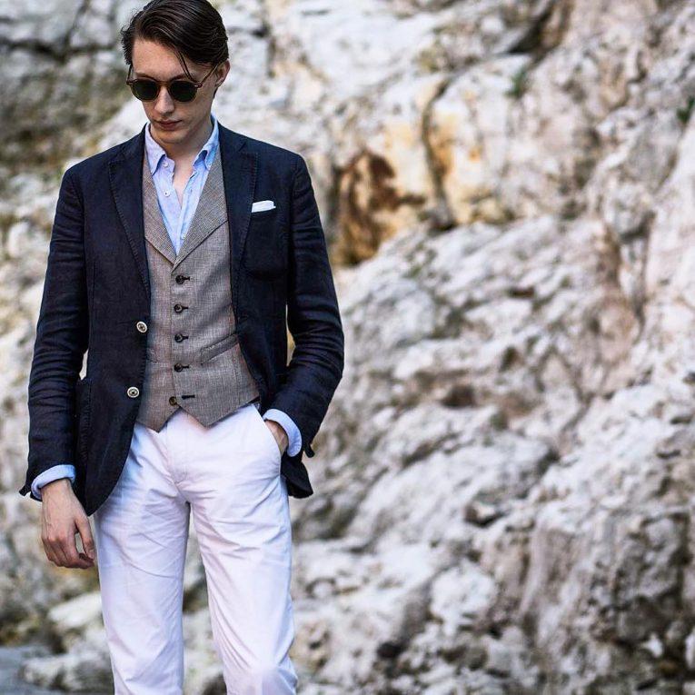 White Pants 39