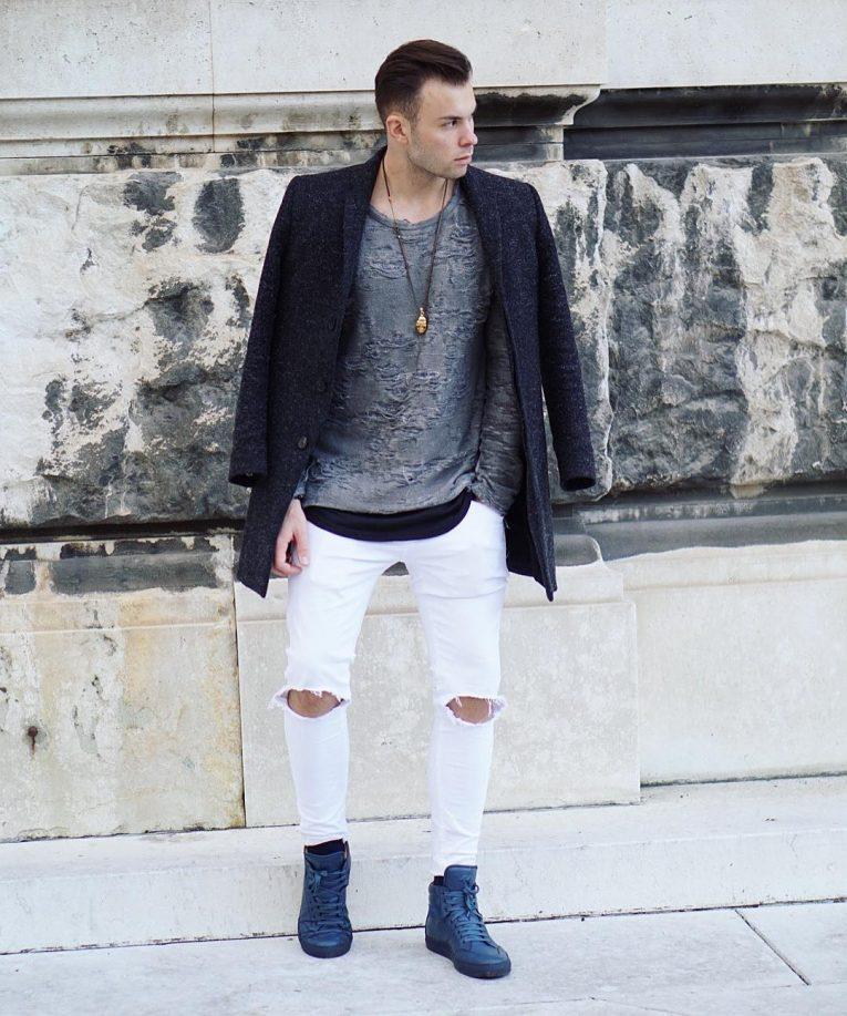 White Pants 40