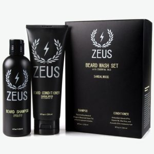 Zeus Travel Beard Shampoo