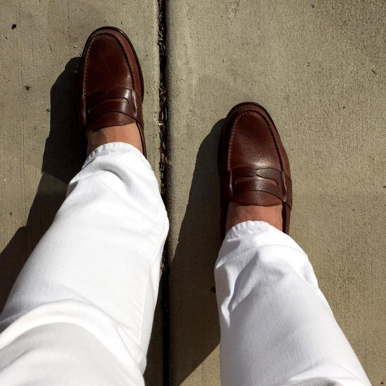 bass loafers 11