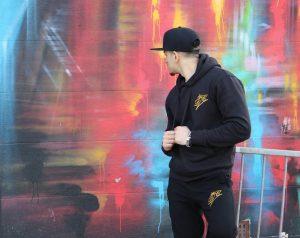 black hoodie 3