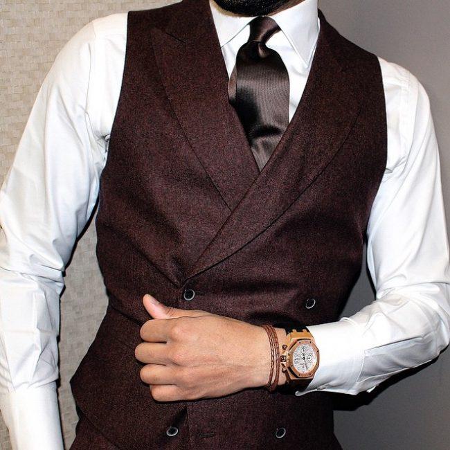 suit vest 1