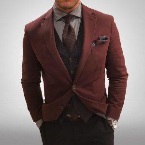 suit vest 12