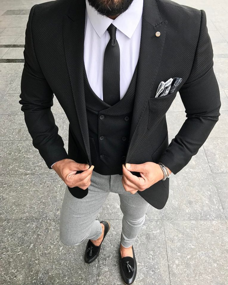suit vest 14