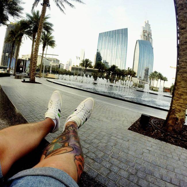 1 Skyline Sneakers