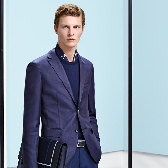 11 Navy Blue Blazer & Blue Pants