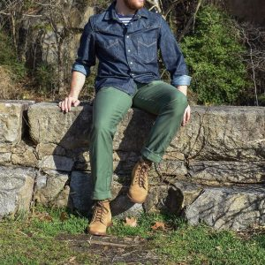 13 Light Brown Ankle-Height Boots