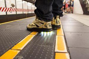 17 LA Gear Gold Athletic Style