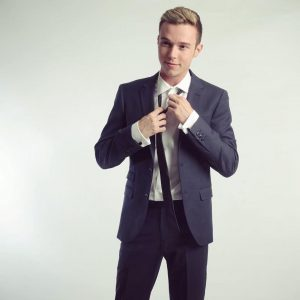 2 The Three-Button Sleeve Suit