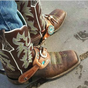 21 Square Toe Boots