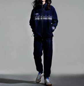 5 Adidas Spezial With Sudell Tracksuit