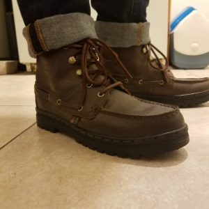 6 Big Boots and Selvedge