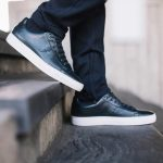 7 Sleek Leather Sneakers