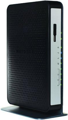 Netgear N450 Wi-Fi DOCSIS 3.0 Cable Modem Router