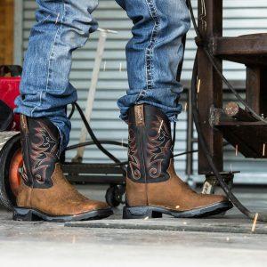 8 Patterned Tony Lama Boots