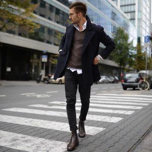 Black Khaki Pants 13