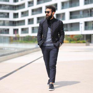 Black Khaki Pants 8