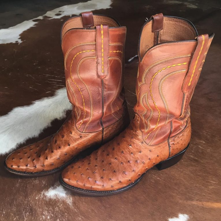 Lucchese Boots 27