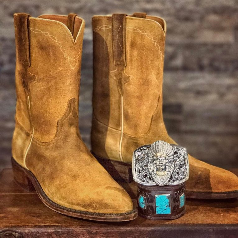 Lucchese Boots 33
