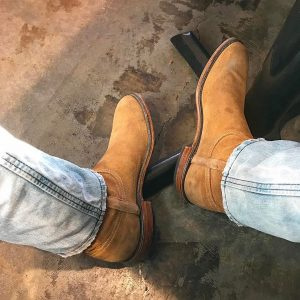 Lucchese Boots 35