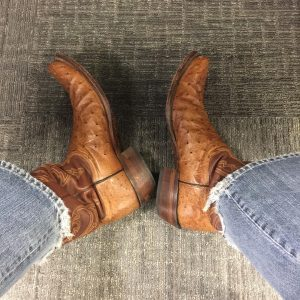 Lucchese Boots 36