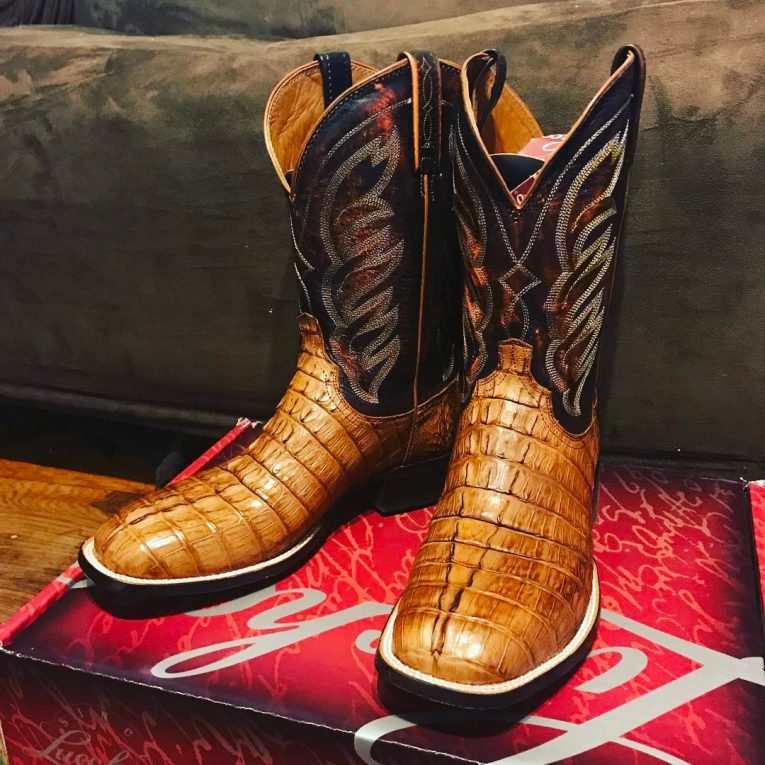 Lucchese Boots 39
